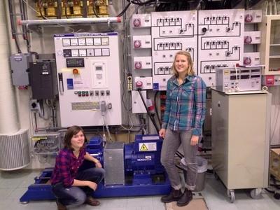 Smartgridlaboratorium NTNU/Sintef Energi