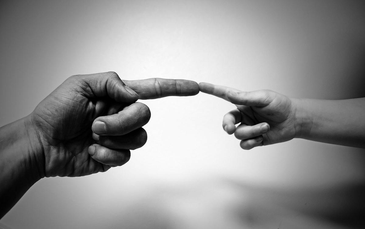 To hender som møtes