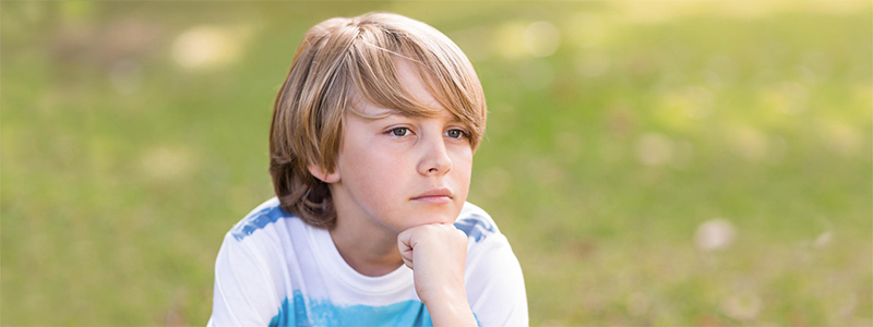 Betenkt gutt