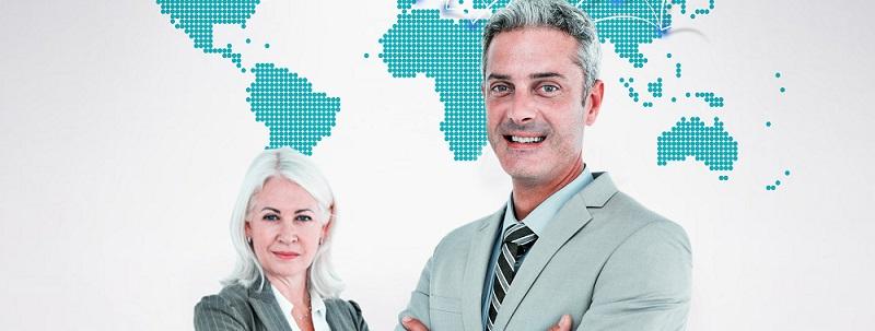 Globale prosjekter utfordrer deg som prosjektleder på mange områder. Du må bygge relasjoner på tvers av både organisasjoner og kulturer, noe som både kan være spennende og utfordrende! Foto: Crestock