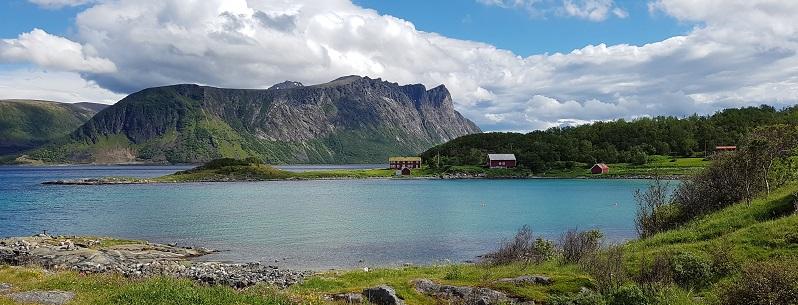 Illustrasjonsfoto: norsk fjellandskap